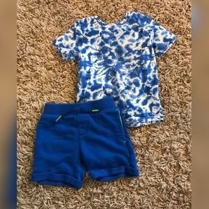 2T Toddler Boys Outfit
